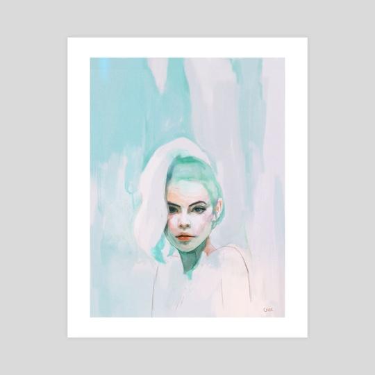 Minimal Beauty. Barbara Palvin by CHOE by James Choe