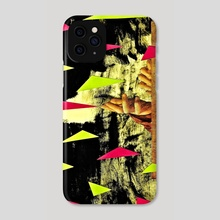 Breakable World - Phone Case by Anthony Knott