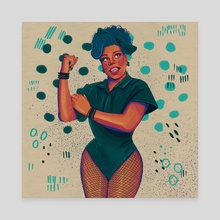 MONET X CHANGE - Canvas by Libby McArdle