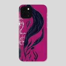 Self Portrait: Forever a WIP - Phone Case by Lex White-Smith