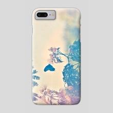 Flutterby - Phone Case by Robbie Edwards