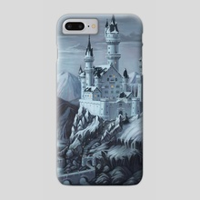 Castle - Phone Case by Lily Morran
