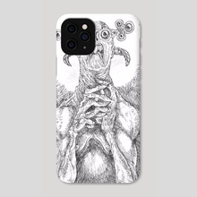MONSTER. - Phone Case by Josh Smith