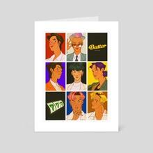 Smooth like Butter! - Art Card by Toorumlk