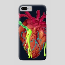 fall in love - Phone Case by White Mocca