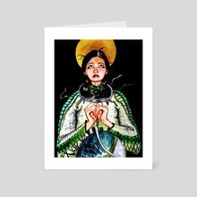 ad astra  - Art Card by Tatum Flynn