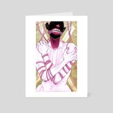 Paralysis - Art Card by Emily Lubanko