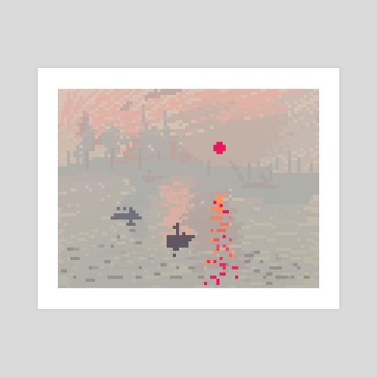 Monet by Christopher Ryzebol