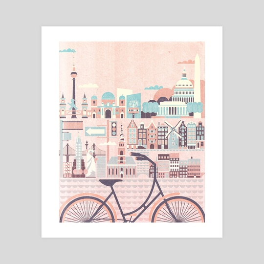 Best Cities to Tour by Bicycle by Kotryna Zukauskaite