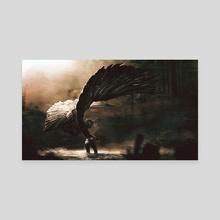 Apocalypto - Canvas by Grzegorz Rutkowski