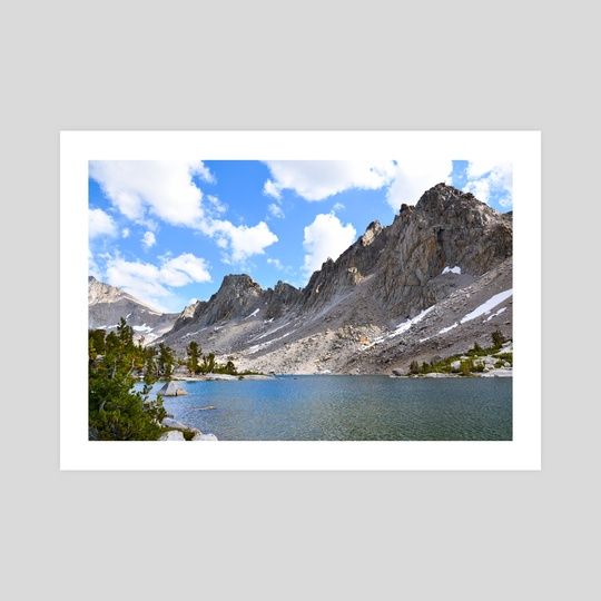 Kearsarge Pinnacles (Color) - Photography Fine Art Print for Sale by Buuck Photography
