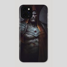 Sinister - Phone Case by Max Kostin