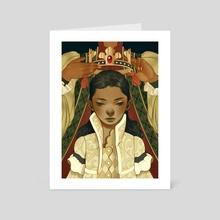 Monarch - Art Card by Rachel Suggs