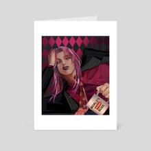 Diavolo - Art Card by Lanhacy