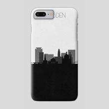 Dresden - Phone Case by Deniz Akerman