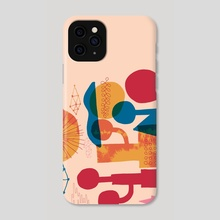 Buenos Aires - Phone Case by Nate Williams