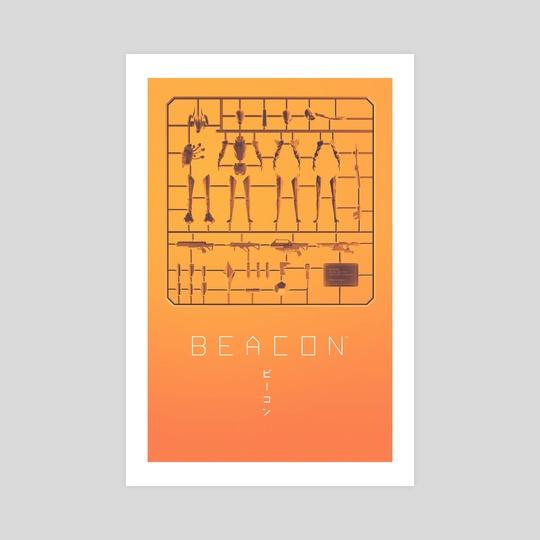BEACON Box Art by Monothetic LLC
