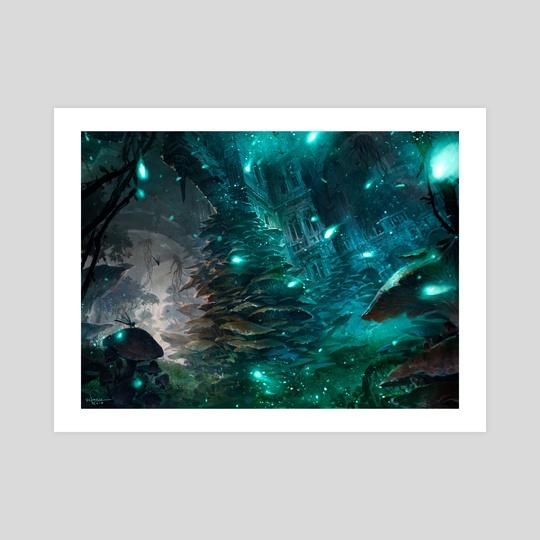 Forest  by Svetlin Velinov