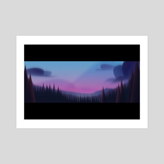 Dawn by Evan Csulik