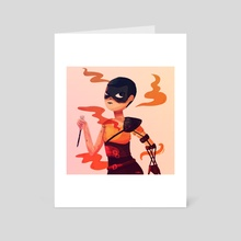 Furiosa - Art Card by Nan Lawson