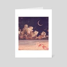 mood II - Art Card by Mickey P