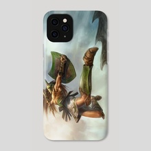 Hunter's Prowess - Phone Case by Greg Staples