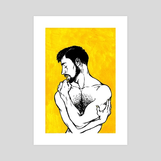 Yellow Series // 04 by Micael Lopes