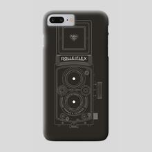 Rolleiflex - Phone Case by William Berger