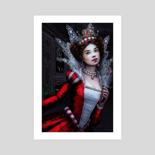 Killer Queen of Hearts by Tanya Varga
