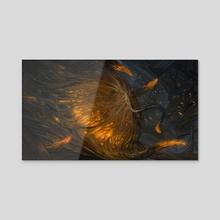 Parasitoid incubator - Acrylic by Timi Honkanen