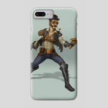 Han Solo - Phone Case by Bjorn Hurri
