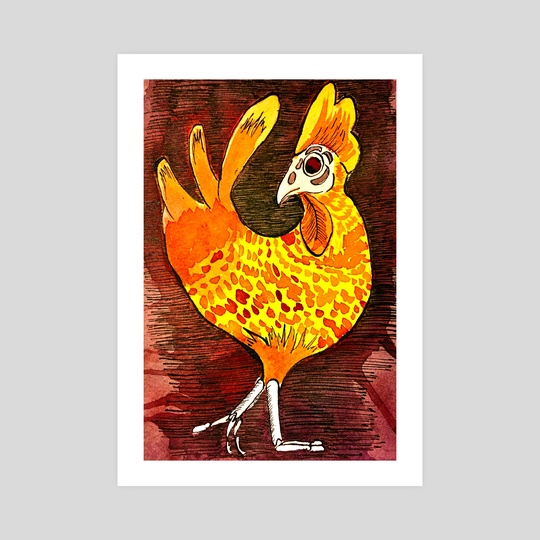 El Gallo by Lucie Hayford