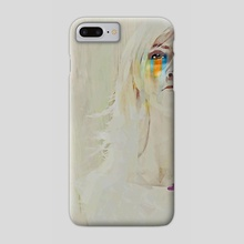 Human - Phone Case by Galen Valle