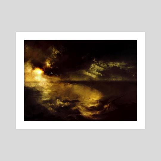 Reminiscence by Leoncio Harmr