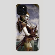 The Betrayal - Phone Case by Paul Abrams