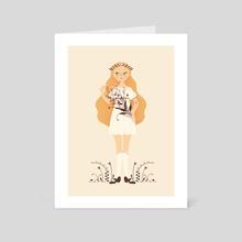 Izzy - Art Card by Giada Gatti