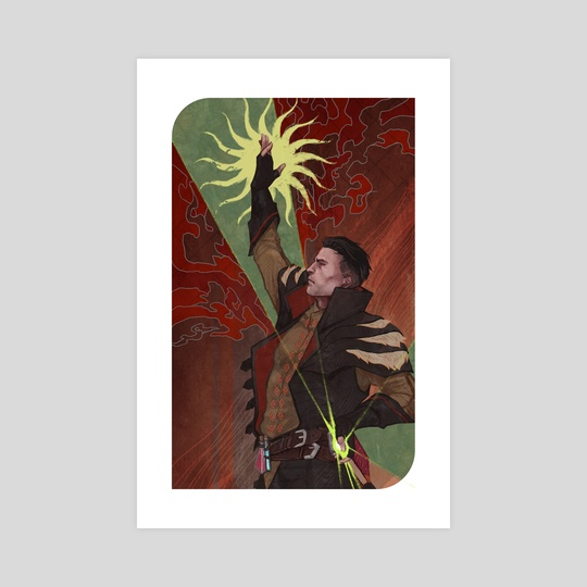 Inquisitor Trevelyan by Emily Blundell
