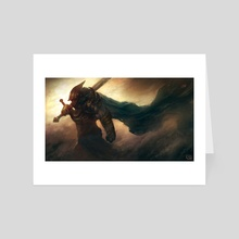 Storm Walker - Art Card by Rob Joseph