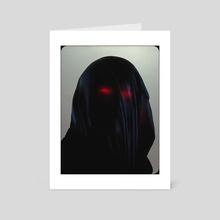 Paroxysm, Regret - Art Card by 🌩️ n e p h e l o m a n c e r 🌩️