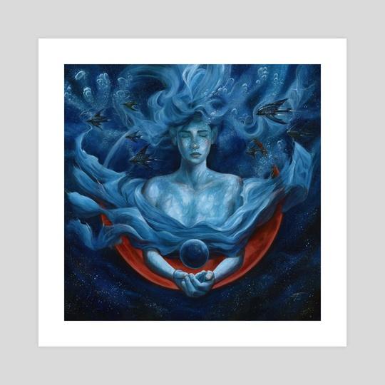 Neptune by Francesca Baerald