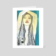 Secrets - Art Card by Megan Russell