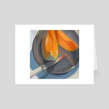 Juicy Pieces - Art Card by Yuri Tayshete