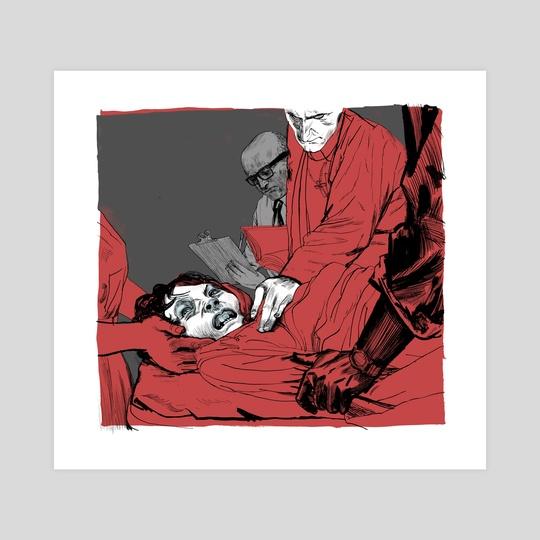 Exorcism by Matt Rota