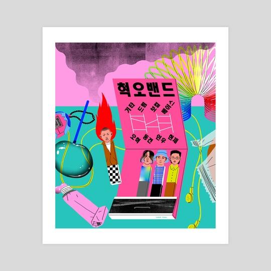 Hyukoh Band by Subin Yang