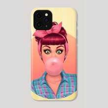 Bex - Phone Case by Crystal Wall Lancaster