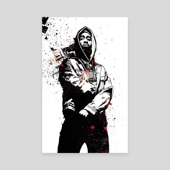 Tupac by Nikita Abakumov
