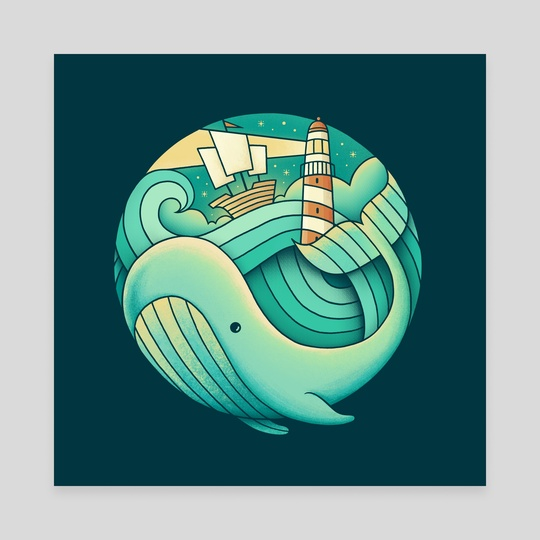 Into the Sea by Enkel Dika
