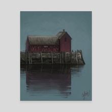 Motif No. 1 - Canvas by Lexi Chipperini