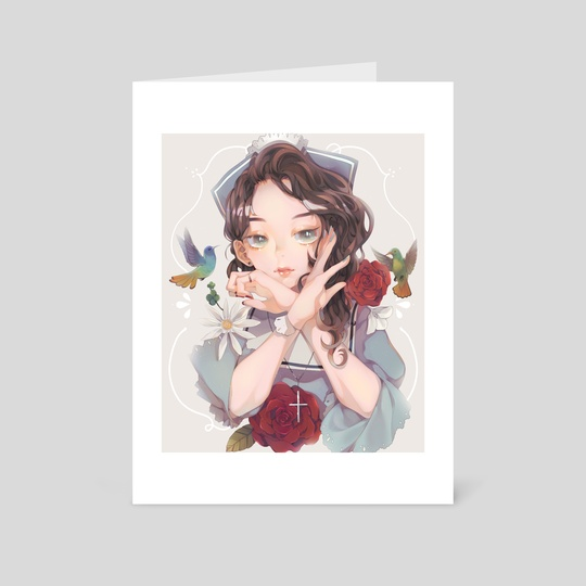 Floral by Lydia Baek