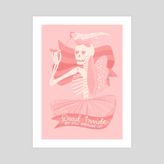 Dead Inside by Janika Keskitalo // JK ミ★
